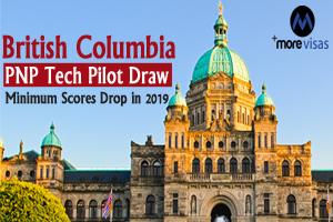 British Columbia PNP Tech Pilot Draw