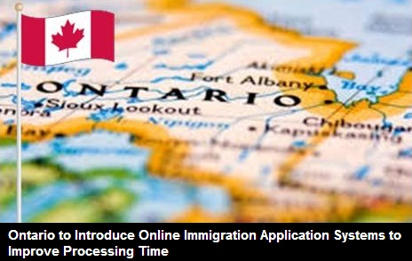 Ontario to Introduce Online Immigration Application